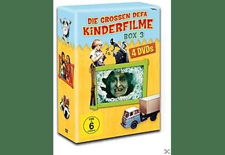 Die grossen DEFA Kinderfilme - Box 3 - 4er Schuber DVD