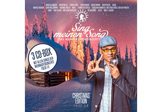Various Artists - Sing meinen Song - Weihnachtsbox  Vol. 1-3 - Exklusiv  - (CD)