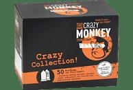 THE CRAZY MONKEY Condoms Crazy Collection 50er Kondom
