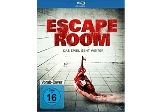 Escape Room - (Blu-ray)