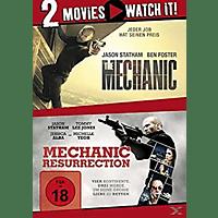 THE MECHANIC/MECHANIC RESURRECTION [DVD]