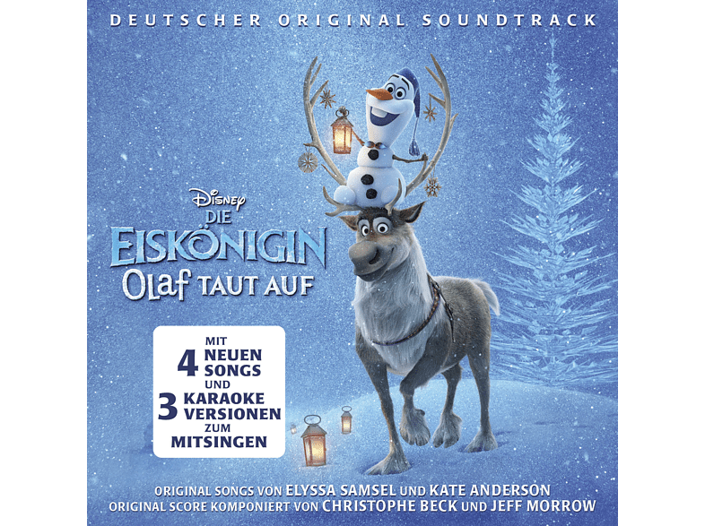 VARIOUS - Die Eiskönigin: Olaf Taut Auf [CD]