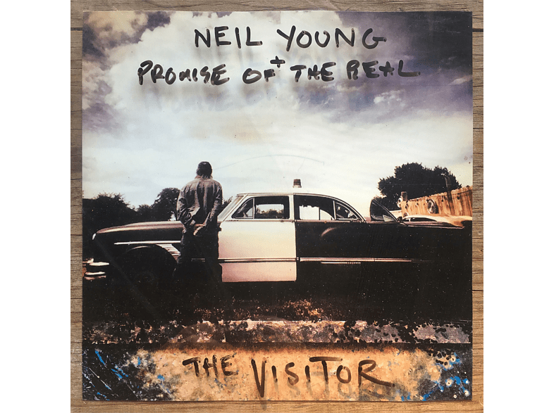 Neil Young, Promise Of The Real - The Visitor [CD]