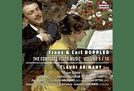 Arimany, Claudi / + - Sämtliche Werke für Flöte Vol.5 / 10 [CD]