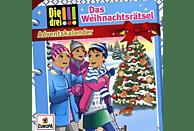 Die Drei ??? - Die drei !!! - Adventskalender: Das Weihnachtsrätsel - (CD)