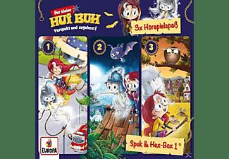 Der Kleine Hui Buh - 01/3er Spuk und Hex Box (Folgen 1/2/3)  - (CD)