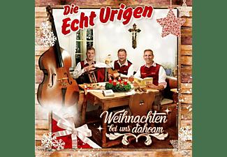 Die Echt Urigen - Weihnachten bei uns dahoam  - (CD)