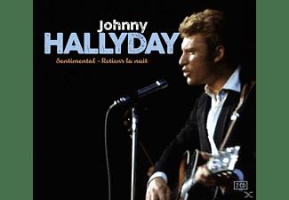 Johnny Hallyday - Johnny Hallyday-La Voix Des Geants  - (CD)