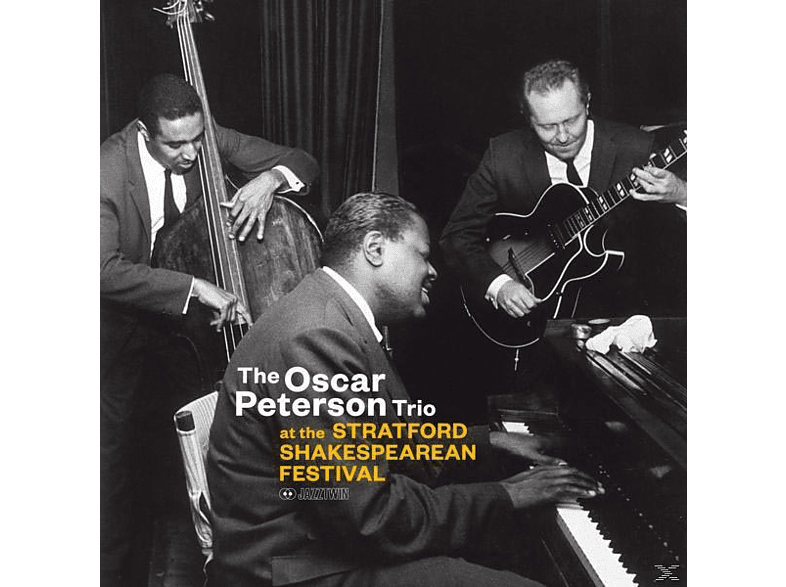 Oscar Peterson - At the Stratford Shakespearéan Festival [Vinyl]