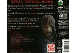 Kim Jens Witzenleiter - Blood Red Sandman  - (CD)
