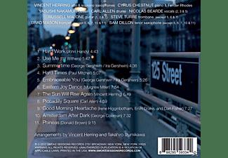 Vincent Herring - Hard Times  - (CD)