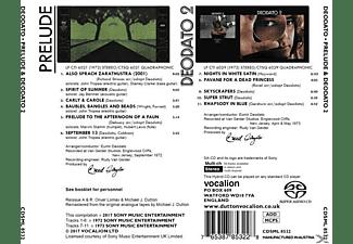 Stanley Clarke, John Tropea, Jay Berliner, Marvin Stamm, Hubert Laws - Prelude / Deodato 2  - (SACD Hybrid)