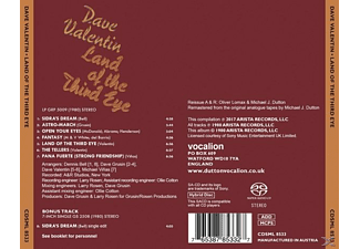 Dave Valentin - Land Of The Wind Eye  - (SACD Hybrid)