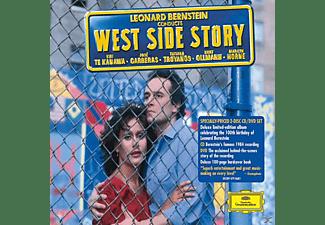 VARIOUS - West Side Story (Ltd.Edt.)  - (CD + DVD Video)