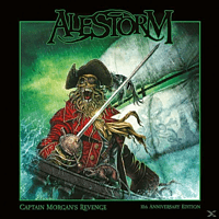 Alestorm - Captain Morgan's Revenge-10th Anniversary Editio  - (CD)
