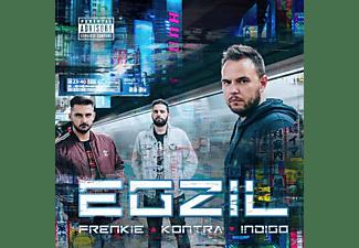 Frenkie, Kontra, Indigo - Egzil  - (Vinyl)