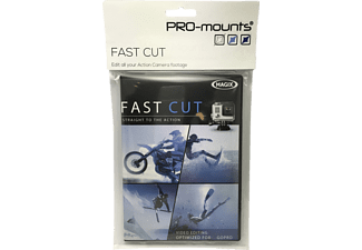 PRO-MOUNTS Fast Cut, Software