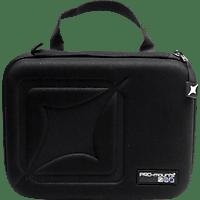 PRO-MOUNTS PRO-case Medium, Tasche, Schwarz, passend für GoPro und weitere Actioncams