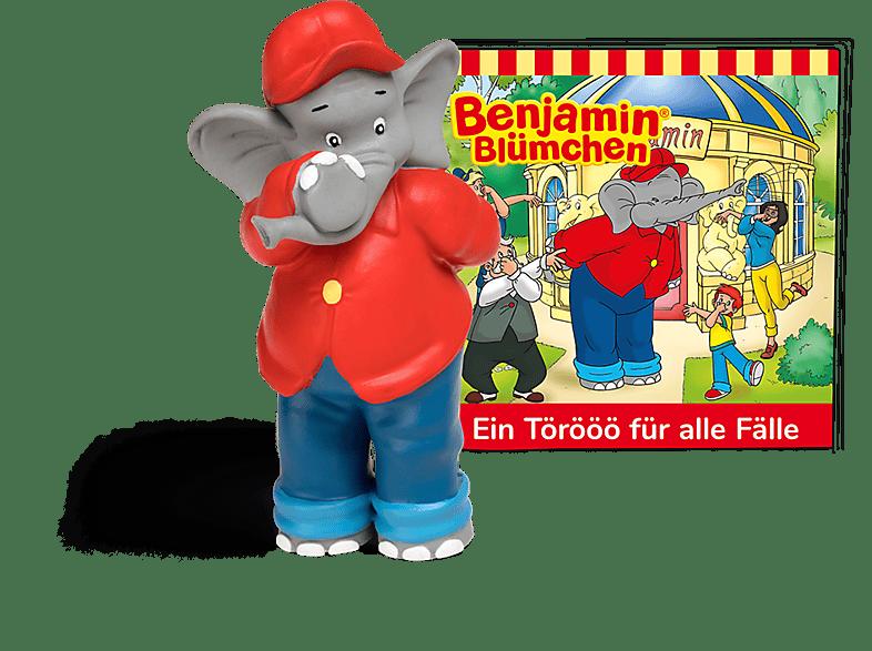 BOXINE Tonie-Hörfigur: Benjamin Blümchen - Ein Törööö für alle Fälle