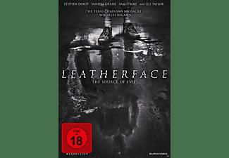 LEATHERFACE DVD