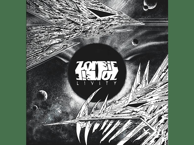 Zombie Zombie - Livity [CD]