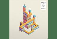 Stafford Bawler, Grigori, Obfusc - Monument Valley (White & Blue Vinyl 2LP/Gatefold) [Vinyl]