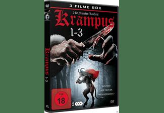 Krampus 1-3 DVD