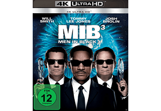 Men in Black 3 - (4K Ultra HD Blu-ray)