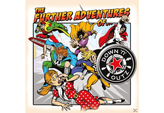 Joe Elliott's Down 'N' Outz - The Further Adventures Of...(Re-Release) - (CD)