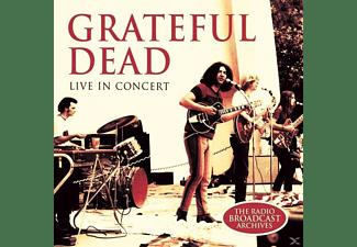 Grateful Dead - Live In Concert  - (CD)