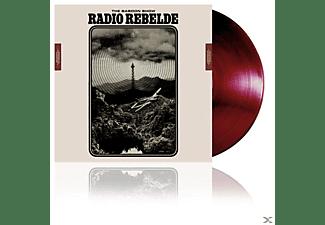 The Baboon Show - Radio Rebelde (Dark Burgundy Red Vinyl)  - (LP + Download)