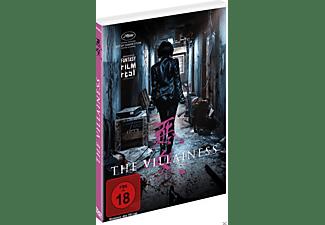 The Villainess DVD
