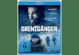 Grenzgänger - Gefangen im Eis Blu-ray