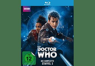 Doctor Who - Die komplette Staffel 3 Blu-ray