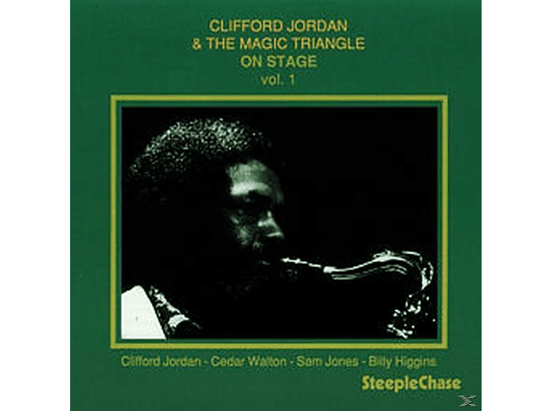 Clifford Jordan - On Stage Vol.1 [Vinyl]