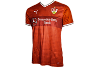 PUMA VfB Stuttgart Trikot, Rot