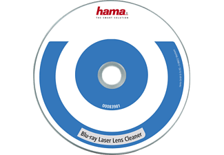 HAMA 116201 BLU-RAY LASER CLEANING DISC - Pulizia disco