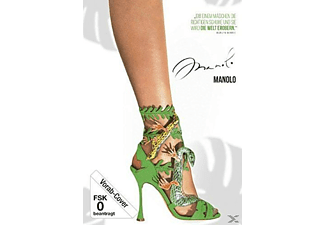 MANOLO - THE BOY WHO MADE SHOES FOR LIZARDS DVD