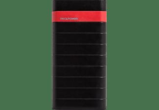 REALPOWER PB-20000 Powerbank 20.000mAh (74Wh) Schwarz