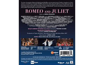 VARIOUS - Romeo And Juliet  - (Blu-ray)