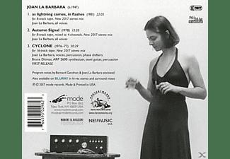 La Barbara,Joan/Ditmas,Bruce - Frühe Werke  - (CD)