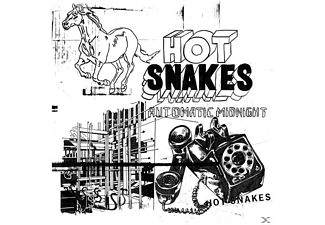 Hot Snakes - Automatic Midnight - (LP + Download)