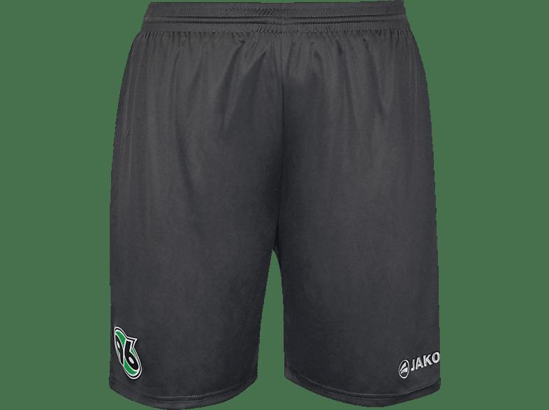 JAKO Hannover 96 Shorts, Schwarz
