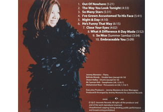 Anne Weerapass - Out of nowhere  - (CD)