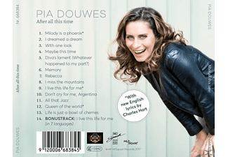 Pia Douwes - After all this time  - (CD)