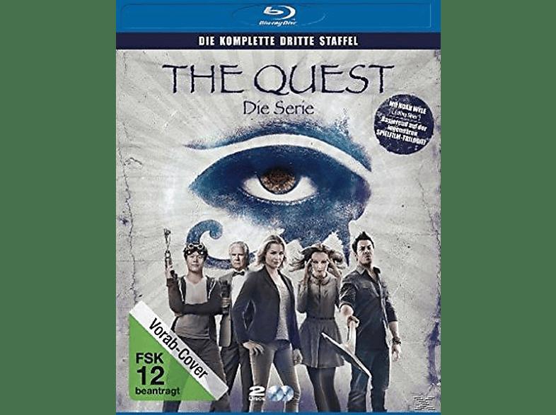 The Quest - Staffel 3 [Blu-ray]