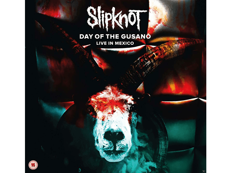 Slipknot - Day Of The Gusano-Live In Mexico (CD+DVD) [CD + DVD Video]