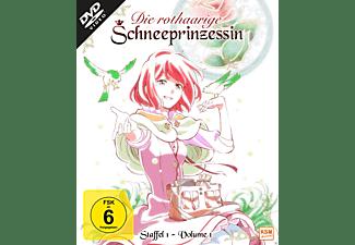 Die rothaarige Schneeprinzessin Staffel-1_Volume-1 (Episoden 1-4) DVD