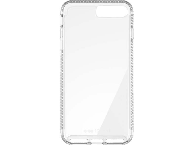 TECH21 Pure Clear , Backcover, Apple, iPhone 8 Plus, Transparent