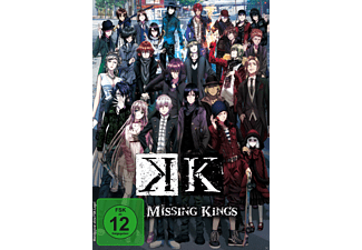 K - Missing Kings DVD
